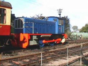 Sir Gyles Isham at Pitsford & Brampton Station sidings