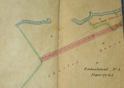 Northampton area towards Kingsthorpe